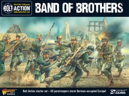 Bolt Action - Band of Brothers Starter Set