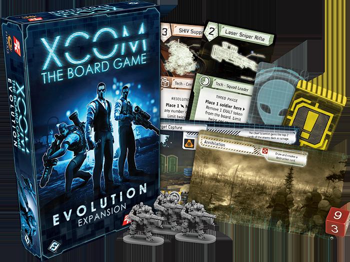 Evolution Xcom The Board Game Expansion Lost Ark Games Card Games Board Games Rpgs And Wargames In Stevenage Hertfordshire